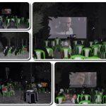 اولین پخش فیلم سینمایی آبادان یازده ۶۰ در بوستان لاله صالحیه