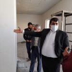 بازدید روزانه شهردار صالحیه از پروژه های عمرانی
