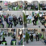 برگزاری مراسم « آبروی محله، افتخار شهر » در صالحیه