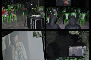 مرحله دوم اکران فیلم های دفاع مقدس در مناطق تفرجگاهی شهر