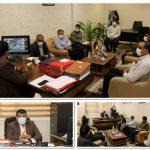 برگزاری سومین نشست کمیته درآمدزایی شهرداری صالحیه به ریاست محمد آگاهی مند