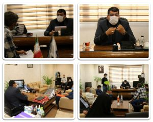 هفدهمین ملاقات مردمی شهردار صالحیه در سال جاری