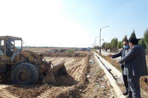 آغاز احداث دارالقرآن بزرگ شهر صالحیه