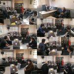 دیدار رئیس و اعضای شورای اسلامی شهرصالحیه با شهروندان