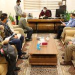 بیست و یکمین دیدار بی واسطه شهردار صالحیه با صاحبان رجوع برگزار شد