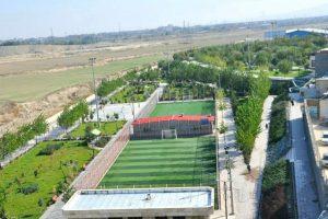 ساماندهی اماکن ورزشی شهرداری صالحیه آغاز شد