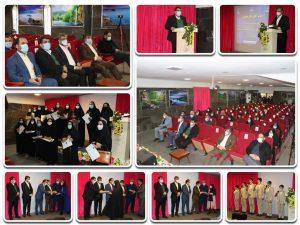 همایش بانوان فاطمی شهر صالحیه برگزار شد