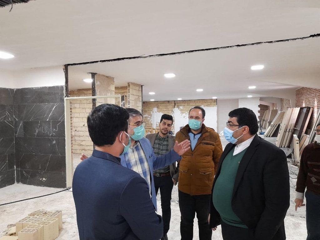 افتتاح یک کتابخانه مجهز از سوی شهرداری صالحیه