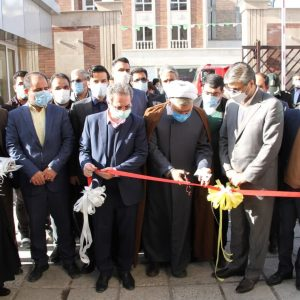 گشایش ساختمان مرکزی شهرداری صالحیه پس از انجام بازسازی اساسی