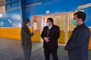 دستور شهردار صالحیه برای راه اندازی دوباره سالن های ورزشی