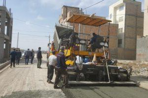 استقبال از بهار در صالحیه و ساماندهی مسیرهای دسترسی