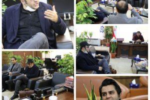 برگزاری نشست هم اندیشی شهردار صالحیه با هنرمندان حوزه تئاتر و سینما