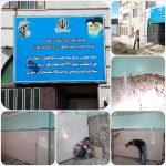 مراکز بسیج شهر صالحیه نونوار شدند