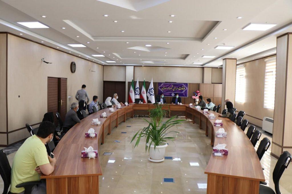 دومین ملاقات مردمی شهردار صالحیه در سال جدید