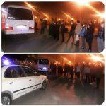 گشت ویژه نظارت بر ناوگان حمل و نقل شهری صالحیه راهاندازی شد