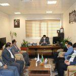چهارمین نشست شورای معاونین شهرداری صالحیه برگزارشد