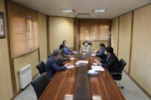 حضور شهردار صالحیه در صحن شورای اسلامی