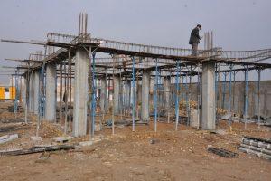 پروژه نخستین گلخانه چند منظوره شهری صالحیه روی خط پیشرفت