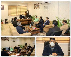 پنجمین نشست شورای معاونین شهرداری صالحیه تشکیل شد