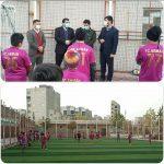 آگاهی مند: سومین زمین چمن ورزشی شهر صالحیه در بهمن ماه افتتاح می شود