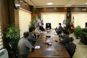 نشست هم اندیشی برای بودجه سال آتی شهرداری صالحیه