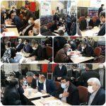 مصلای بخش گلستان میزبان مردم و مسئولین؛ شهردار صالحیه پاسخگوی سوال نمازگزاران شد