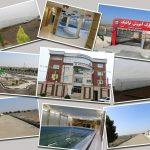 بهره برداری از ۶ پروژه بزرگ زیربنایی در صالحیه تا ساعاتی دیگر