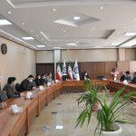 برگزاری جلسه کمیته انضباط شهری صالحیه با حضور مسئولین نیروی انتظامی