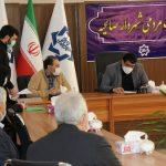 ملاقات مردمی شهردار صالحیه با شهروندان برگزار شد