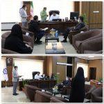 بیست و سومین ملاقات مردمی شهردار صالحیه در سال جاری
