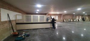 تجهیزِ دومین کتابخانه این شهر در مجموعه فرهنگی - هنری شهید امامی آغاز شد