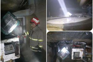 بی احتیاطی پای ثابت آتش سوزی ها؛ تکه زغالی که حادثه آفرید