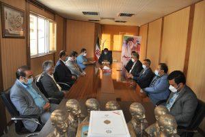 تقدیر از اعضای شورای شهر صالحیه به مناسبت روز ملی شوراها