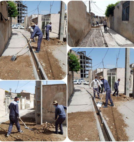 عزم جهادی برای بهبود وضعیت بغرنج در قلعه حصارچوپان